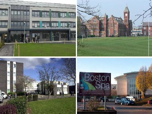 These are the best performing secondary schools in the Harrogate District, according to new government figures