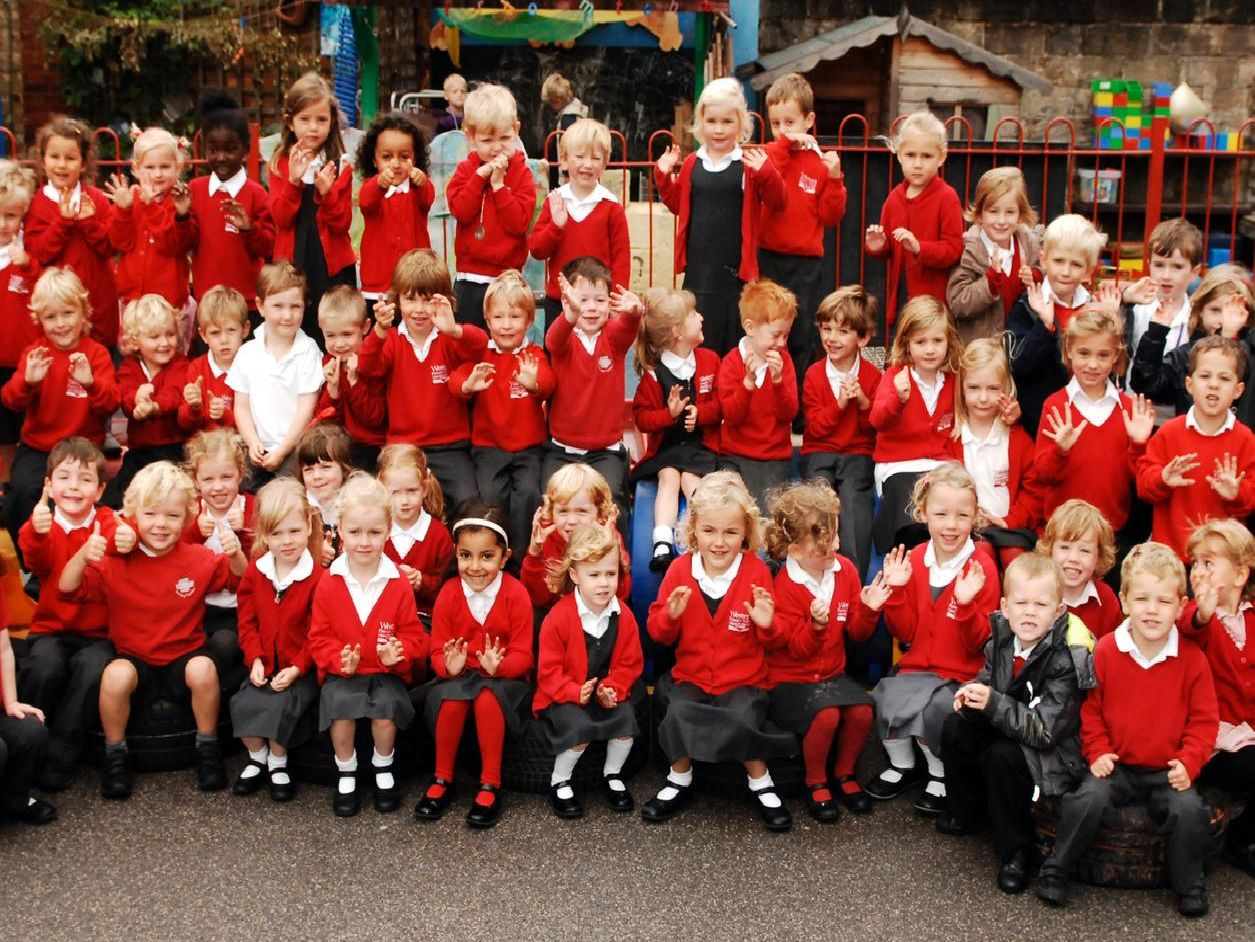 From the archive: The smiling faces of new starters from almost 10 years ago