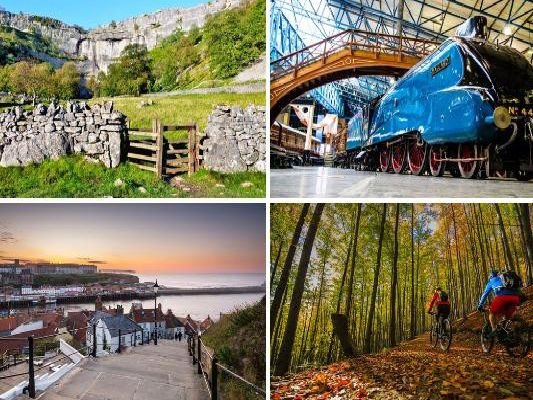 Yorkshire is home to broad variety of things to see and do which are completely free of charge