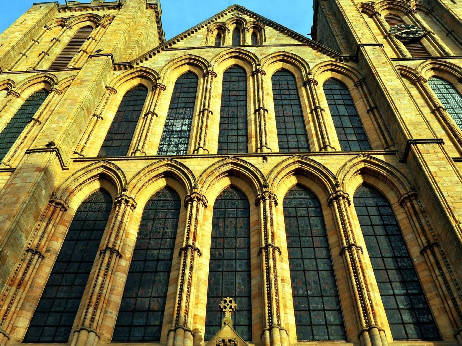 We are so lucky to have Ripon Cathedral - here are 10 quirky facts about the stunning historical building.