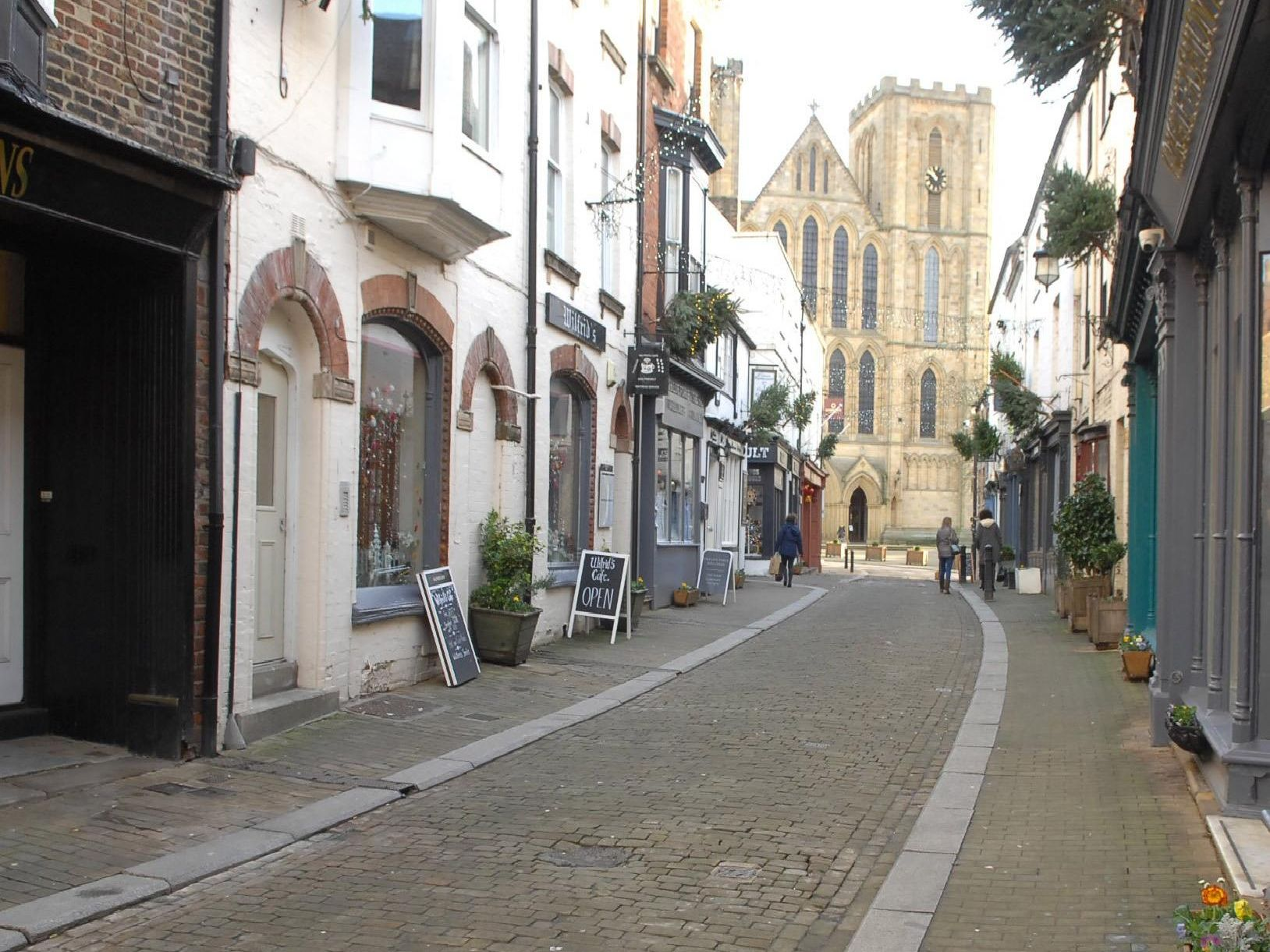 Ripon's full of attractions for residents and visitors alike.