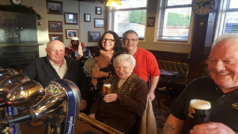 Headland boozer is the current Hartlepool Mail Pub of the Year.