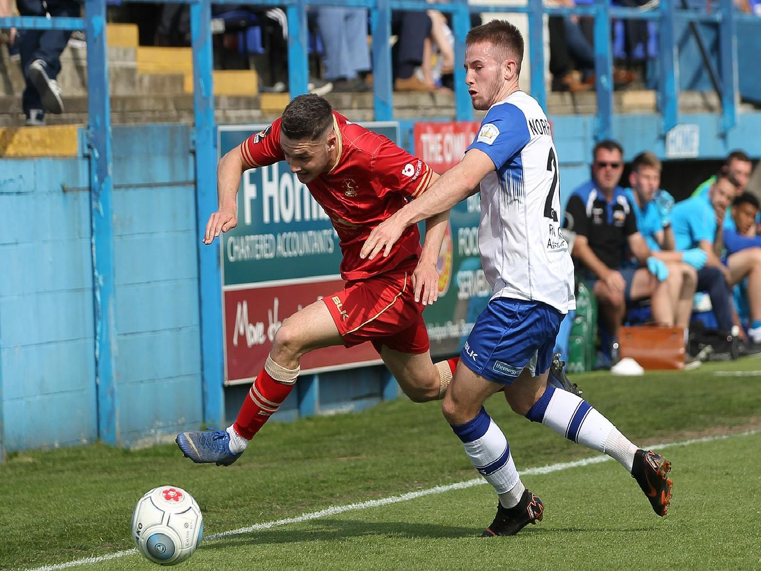 How Hartlepool United's players performed in a their dire Barrow display