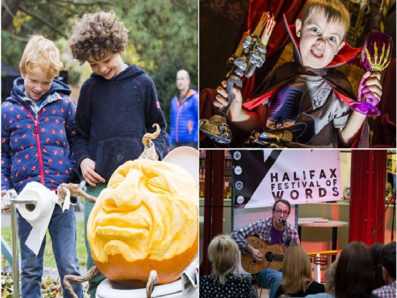 Whats on this Autumn in Calderdale