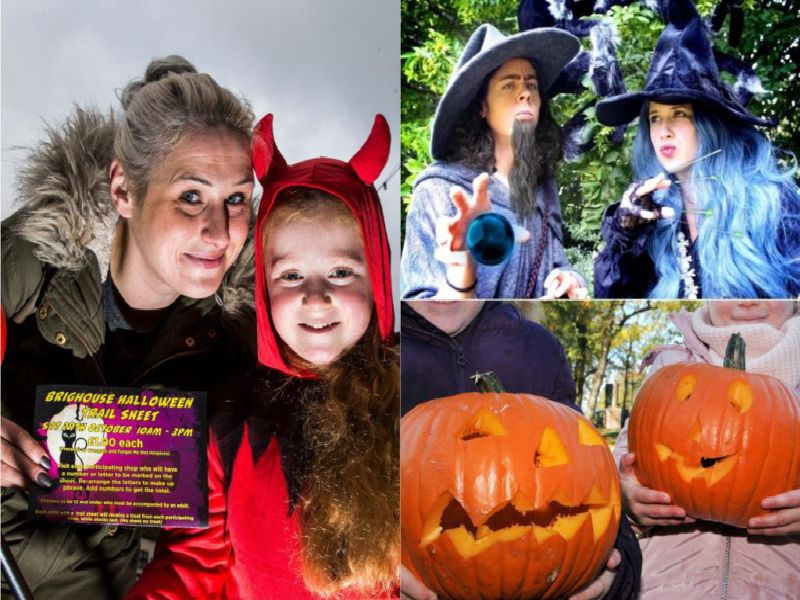 Amazing activities taking place in Calderdale during October half term