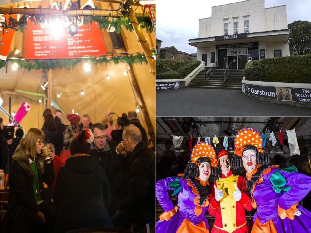 Bring in 2020 at these Calderdale venues this New Years Eve