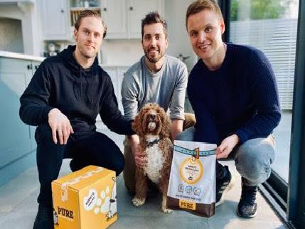 The company was set up in 2012 by childhood friends Mathew Cockroft and Daniel Valdur Eha, and started life as a small online store.