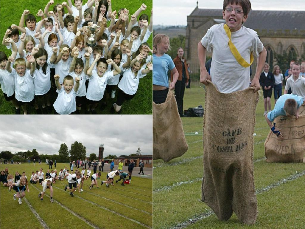Sports days in Calderdale from years gone by