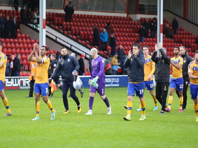 Walsall v Stags