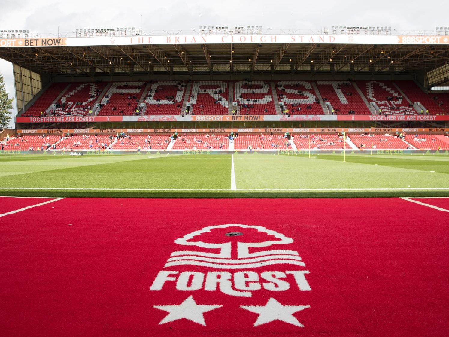 Nottingham Forest's City Ground