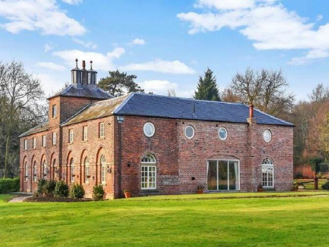 The property is on Brookhill Lane in Pinxton and once formed part of Brookhill Hall. Details: https://bit.ly/2I0t88U