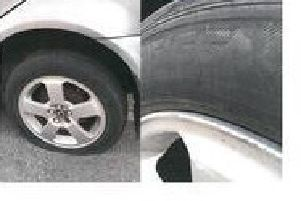 Cars damaged by vandals in Long Eaton