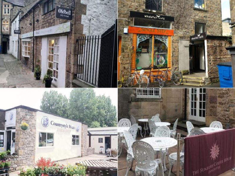 These are the top rated cafes in Lancaster for breakfasts.