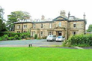 Escowbeck House, Caton, taken in 2008.