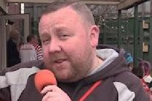 Leigh Centurions announced the passing of club commentator Phil Todoric today. Picture from Leigh Centurions