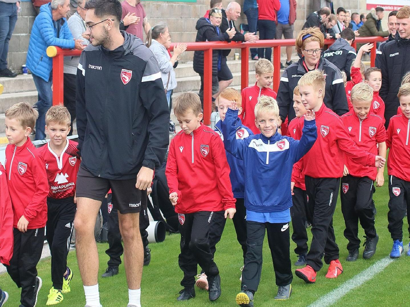 Morecambe FC Academy Day