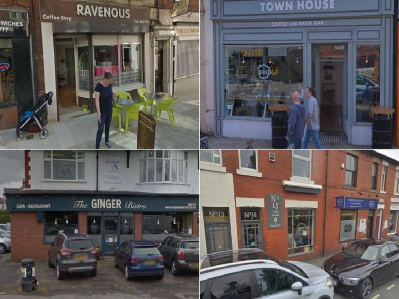 These are the top-rated places for breakfast in Preston.