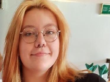Rachel Collins, 17, from Rawtenstall, died after falling from a bridge over the A56 in Haslingden at around 1pm yesterday (October 14)