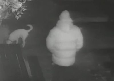 Police want to speak to this dog walker, who they believe may be a witness to a sexual assault on Lancaster canal tow path.