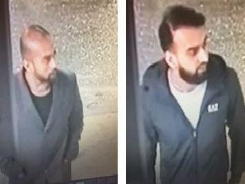 Police in Preston are looking to trace these two men following an assault in the city
