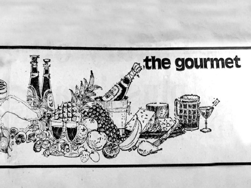 The LEP's Gourmet page