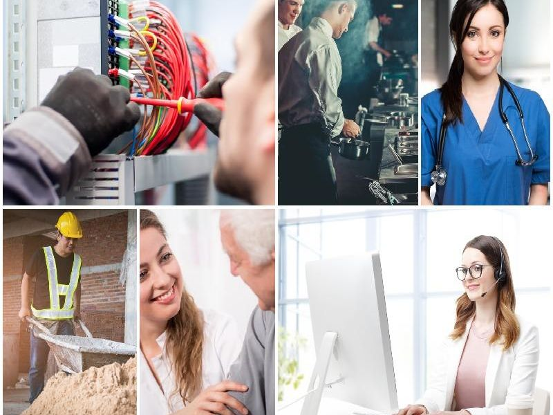 This is what you can expect to earn in Preston for the most popular jobs