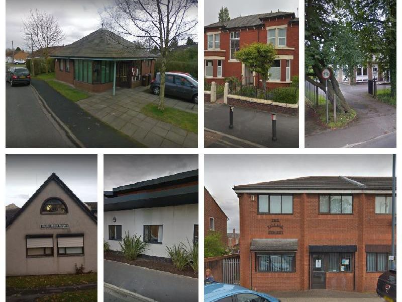 Preston's best GP surgeries for making an appointment, according to their patients