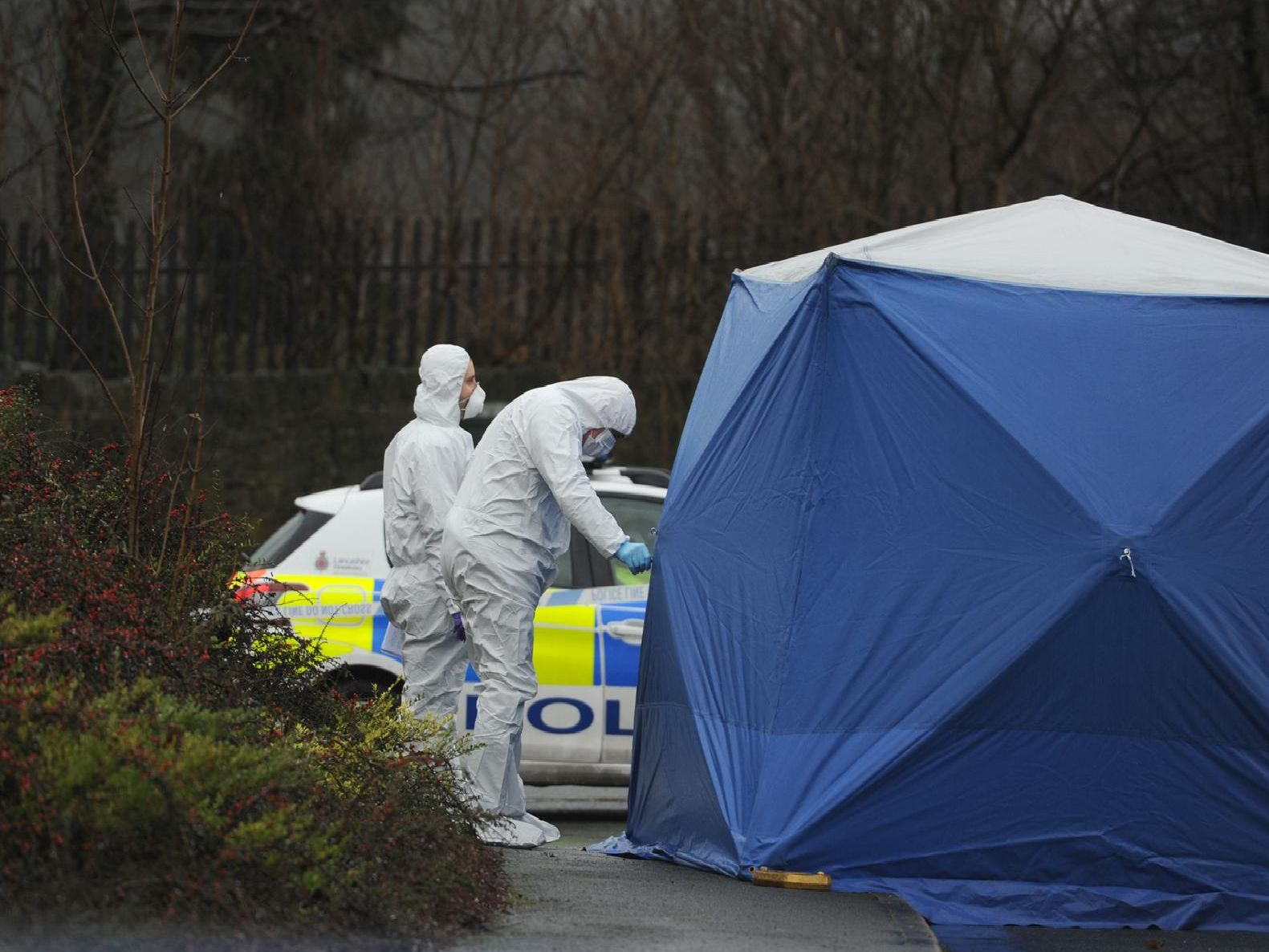 Murder gallery from Ribbleton, Preston
