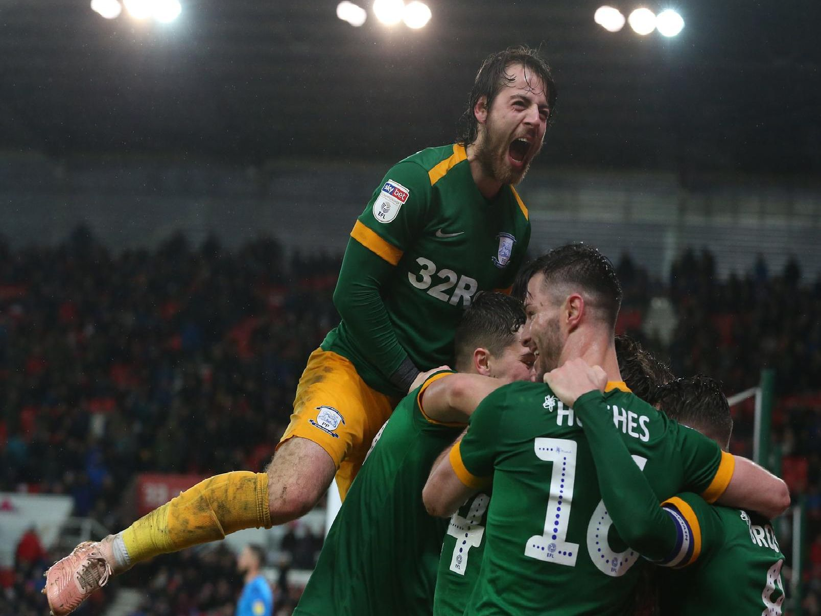 Preston North End are eight games unbeaten in the Championship