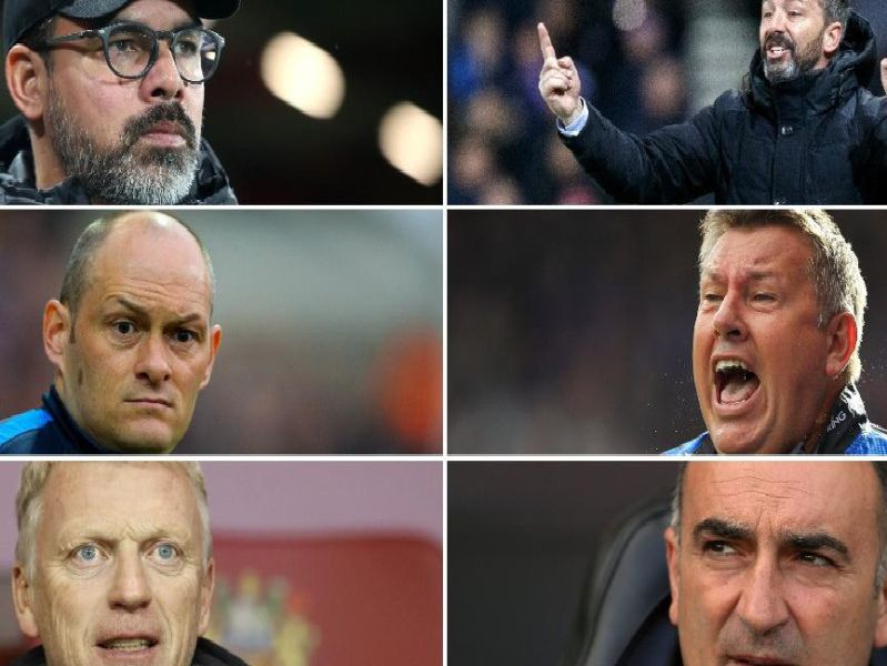 Bookies favourites to become West Bromwich Albion manager