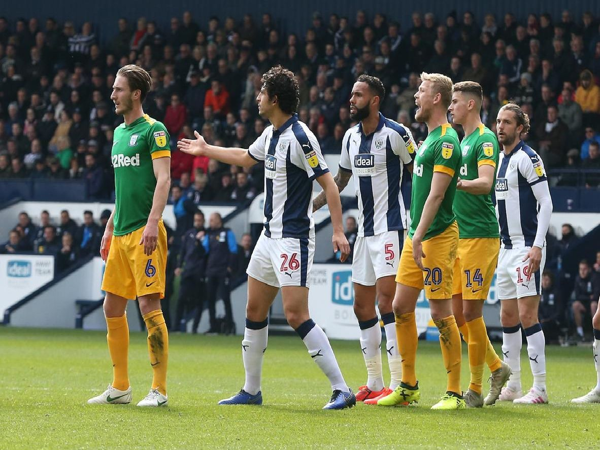 Preston had an afternoon to forget on Gentry Day at the Hawthorns