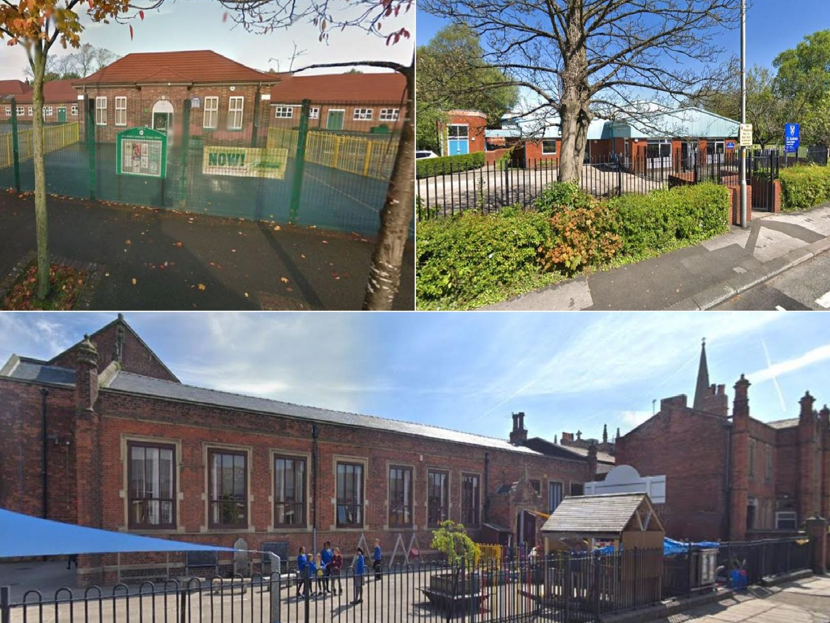 These are the hardest schools to get your children into in Preston.