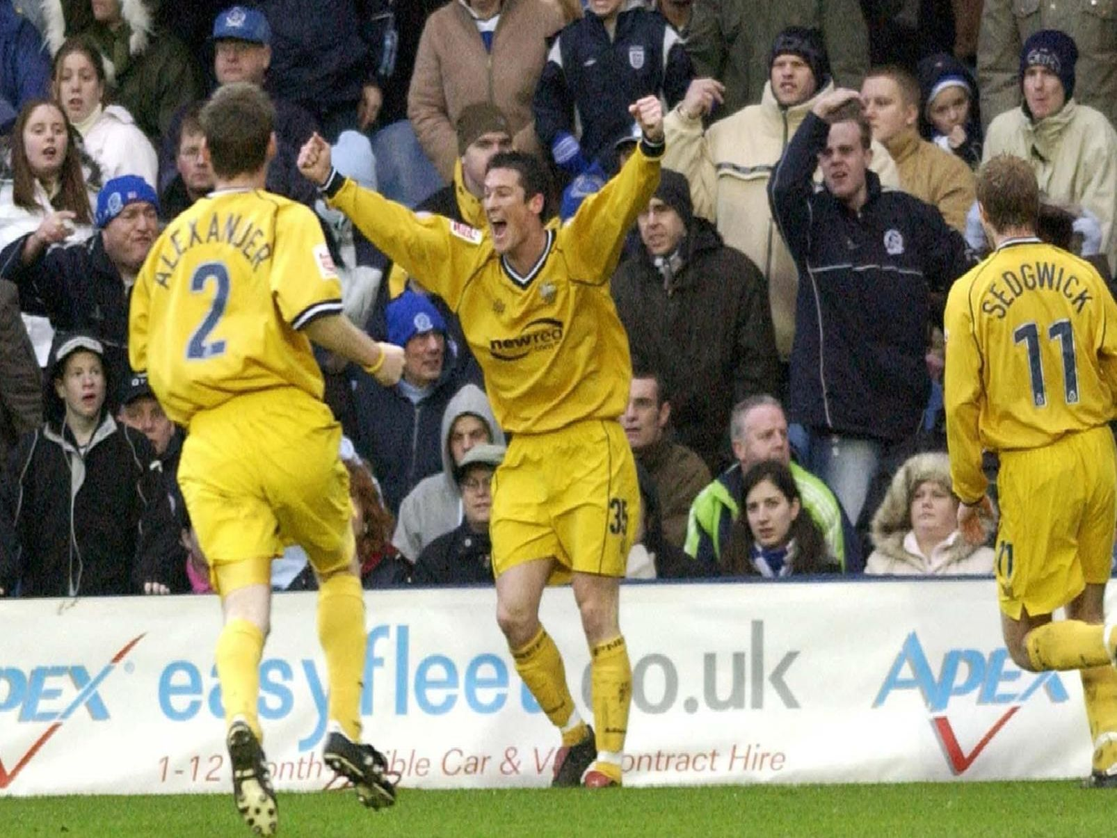 A look back at David Nugent's first spell with Preston