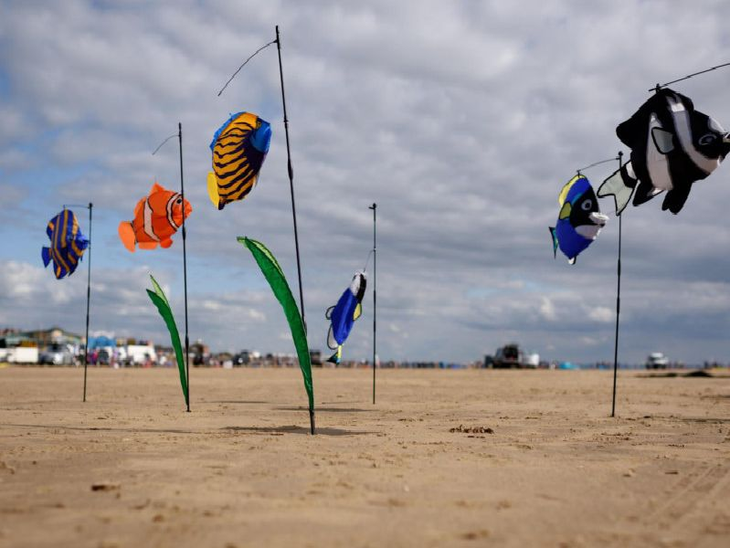 St Annes International Kite Festival 2019