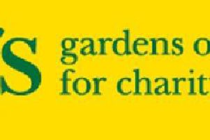 A garden in Chorley is open to the public in a bid to raise money for charity through the National Garden Scheme