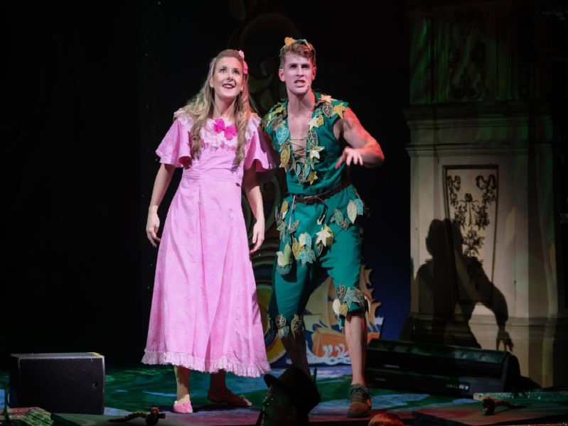 Peter Pan at Grand Theatre, Blackpool