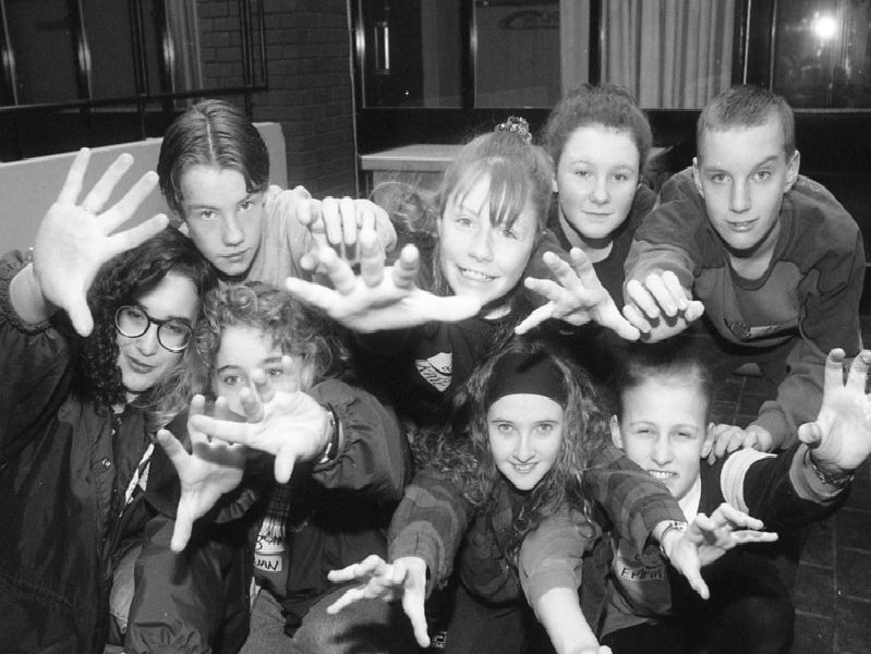 A dozen drama-mad Preston children are to take to the stage in a production of modern folk tale Eric the Viking. And the budding actors and actresses are to work with Peter Duncan, former presenter of TV's Blue Peter and Duncan's Dares. The talented teenagers attended auditions at Preston's Guild Hall