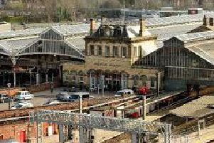 Passengers at Preston Station were warned they could be delayed due to damage to overhead lines.