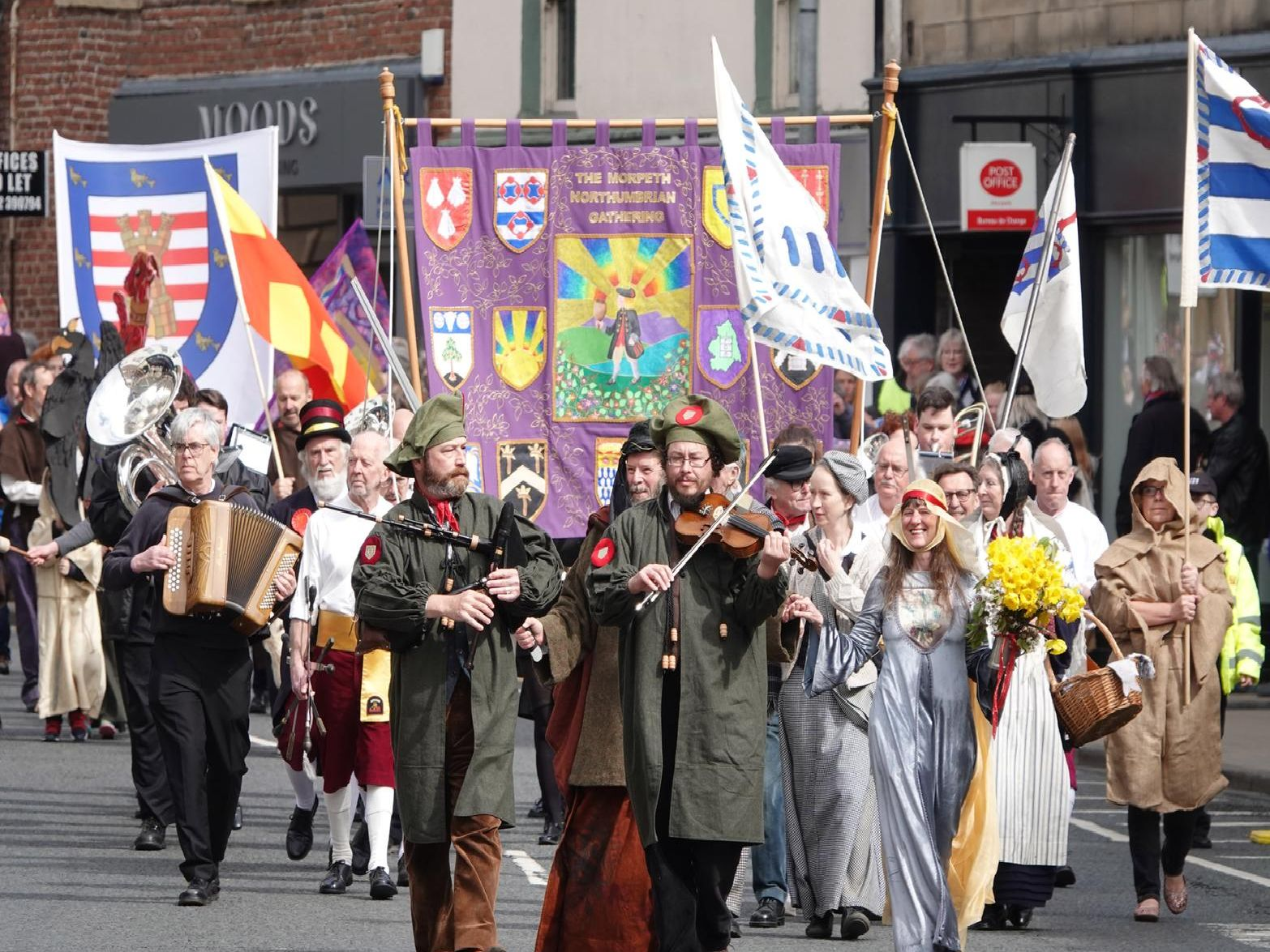 Morpeth Northumbrian Gathering Pictures by Jane Coltman