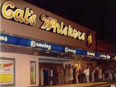 The Cat's Whiskers was situated at the foot of Centenary Way for several years