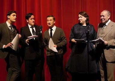 Directed by Tim Astley, the play was a most welcome trip down memory lane.