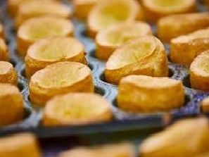Aunt Bessies Yorkshire Puddings.