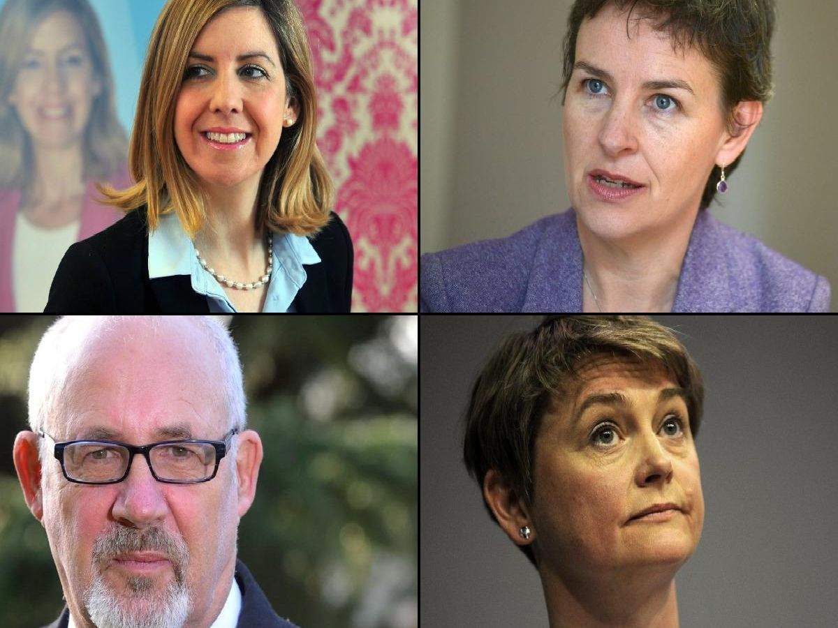 The four MPs whose constituencies fall within the Wakefield district (Yvette Cooper, Mary Creagh, Andrea Jenkyns and Jon Trickett) each voted differently on the eight options.