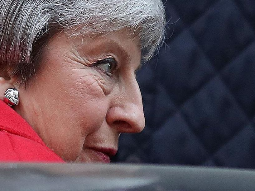 Theresa May's future as Prime Minister is under question following the Brexit process shuddering to a halt (Photo: Getty Images)