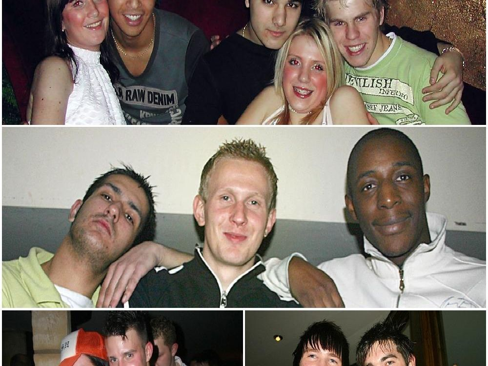 Quest nights out in 2005