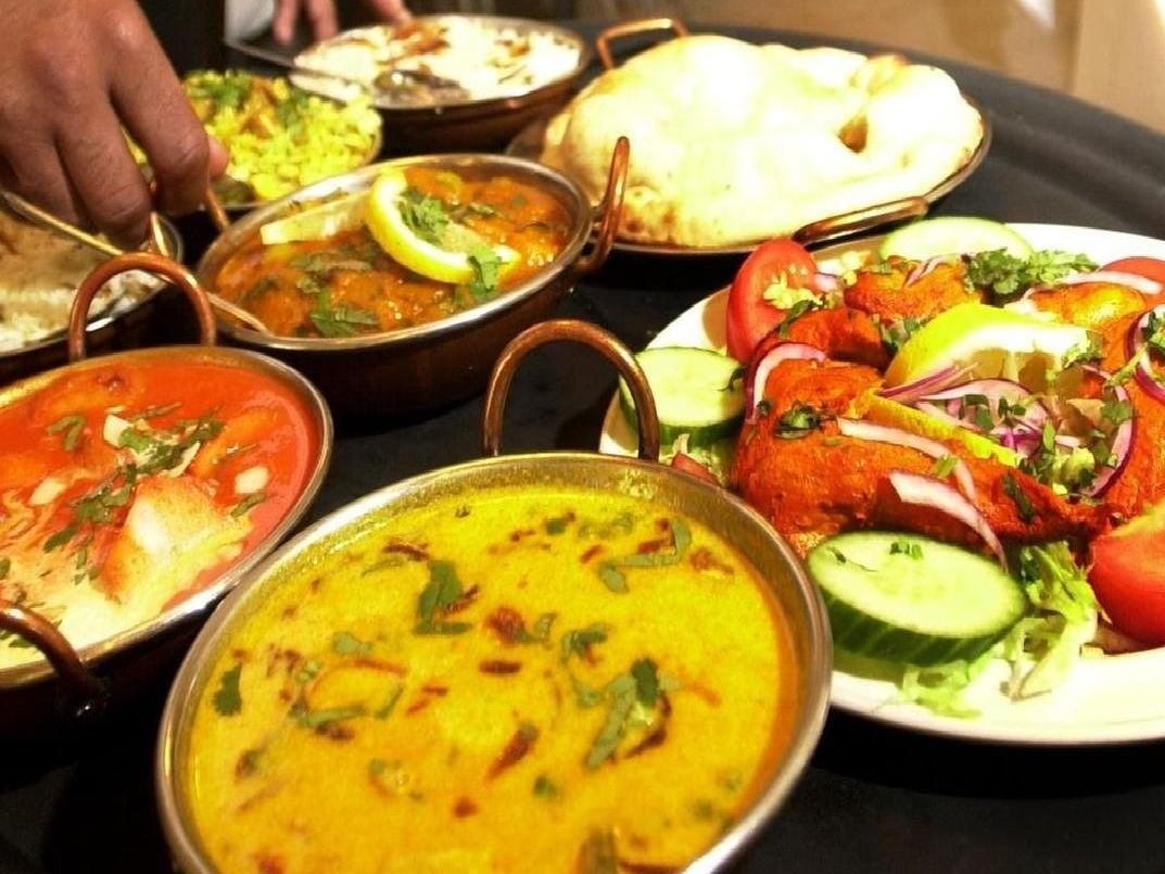 The 9 most popular Indian takeaways in Pontefract and Castleford according to Just Eat