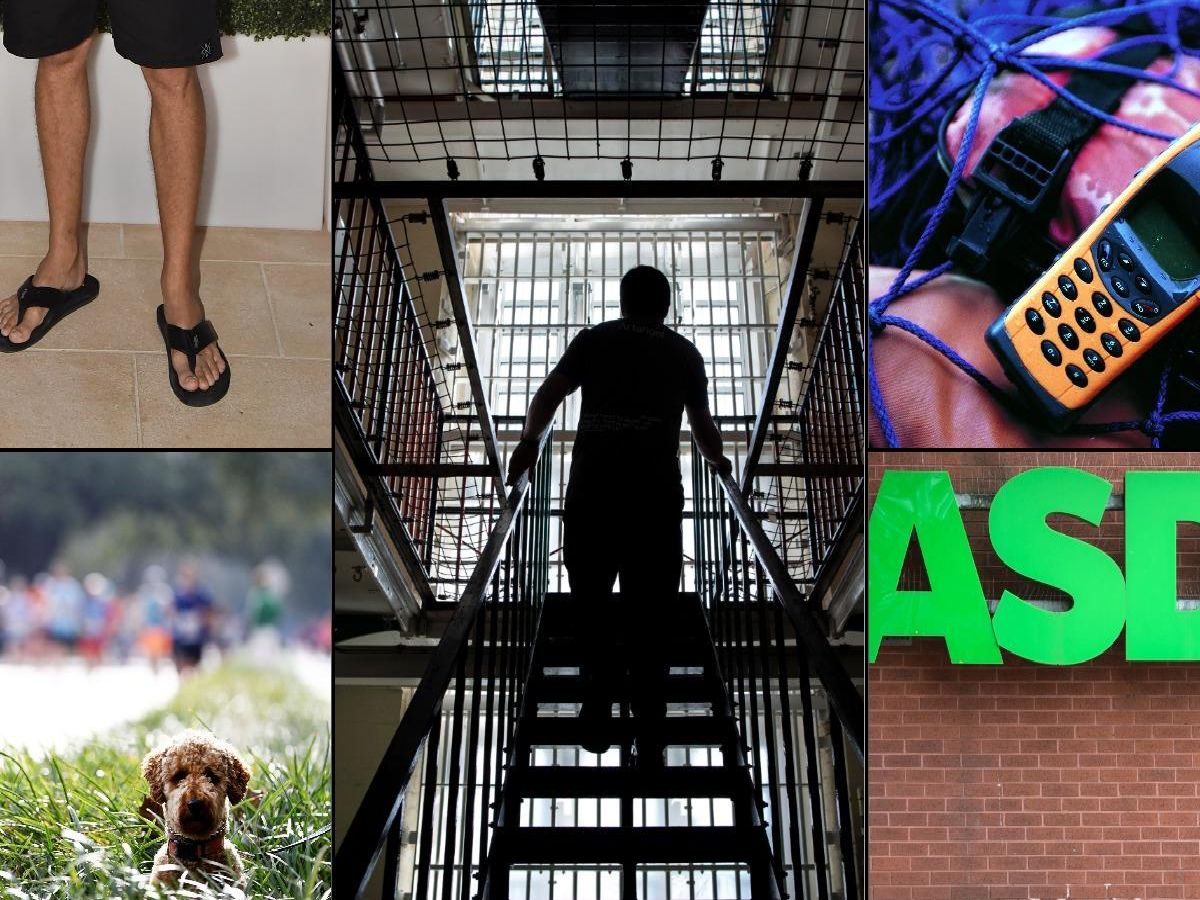 From flip flops to leaky light fittings, there are some things you really shouldn't be calling the police about. These are some of the most inappropriate 999 calls made to West Yorkshire Police in the last month.