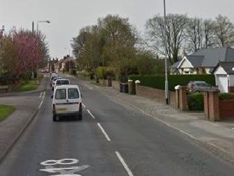 Sutton Road, Kirkby