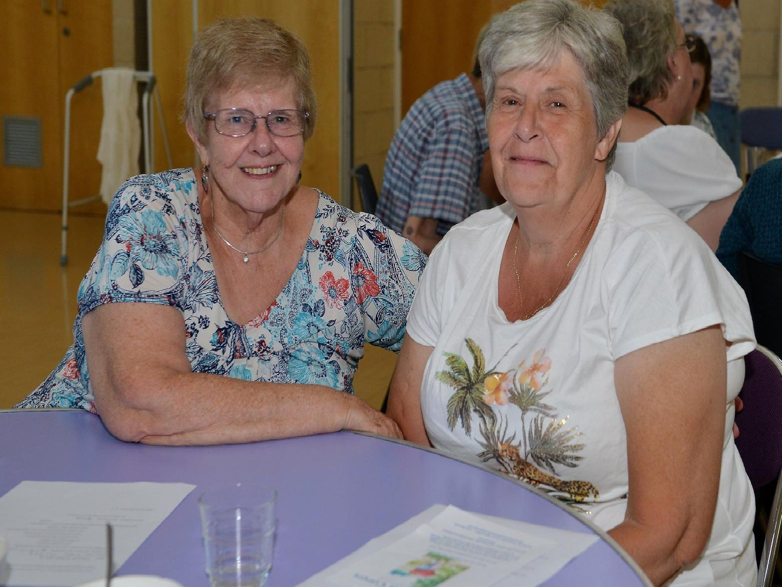 The Crossing Church held an afternoon of singing and music for patients and carers of dementia