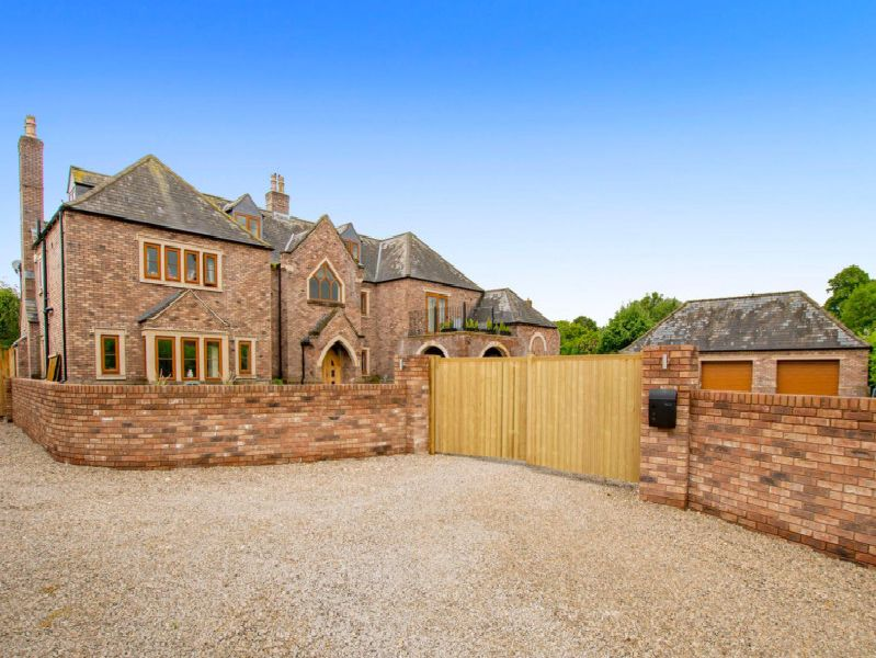The property is on The Paddocks in Tickhill.